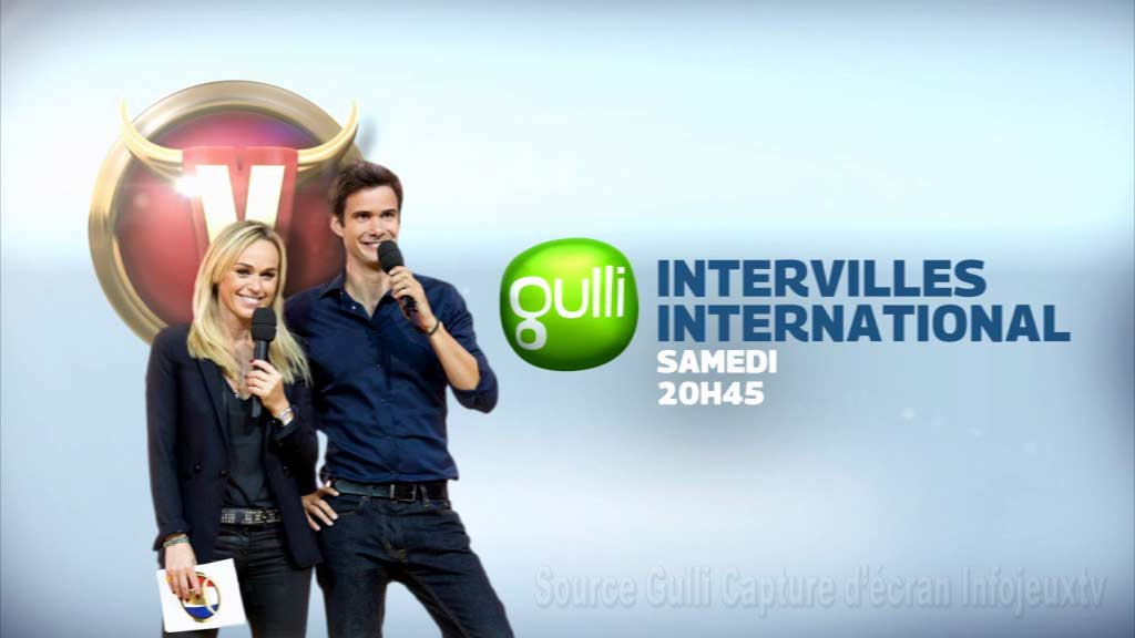 Intervilles International Gulli