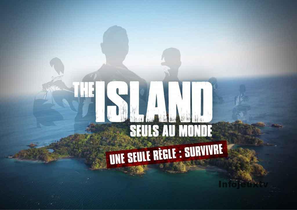 The Island seul au Monde