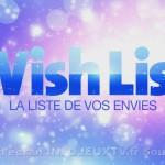 WhisList La liste de vos envies