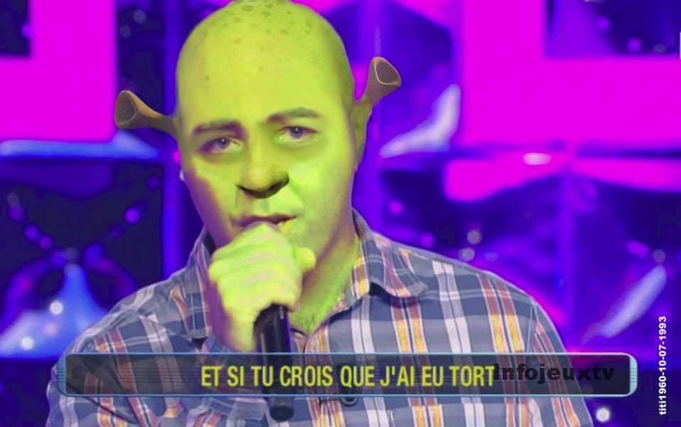 Antonio Shrek N'oubliez pas les paroles