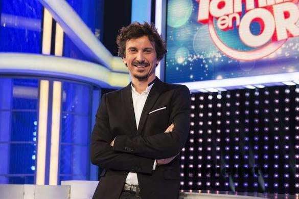 Arnaud tsamere famille en or nrj12