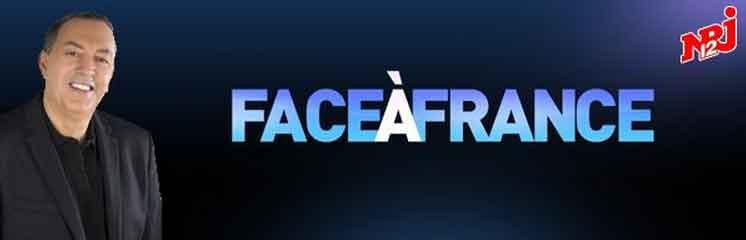 Face à France Nrj12
