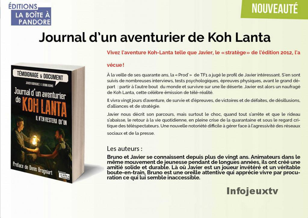 Le Journal d'un aventurier
