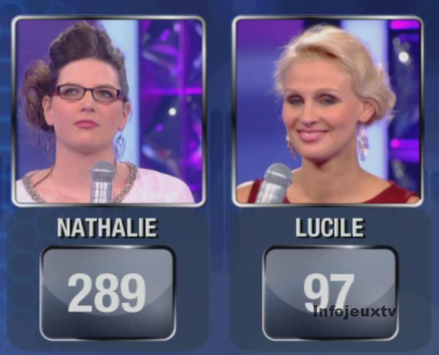 Nathalie VS Lucile