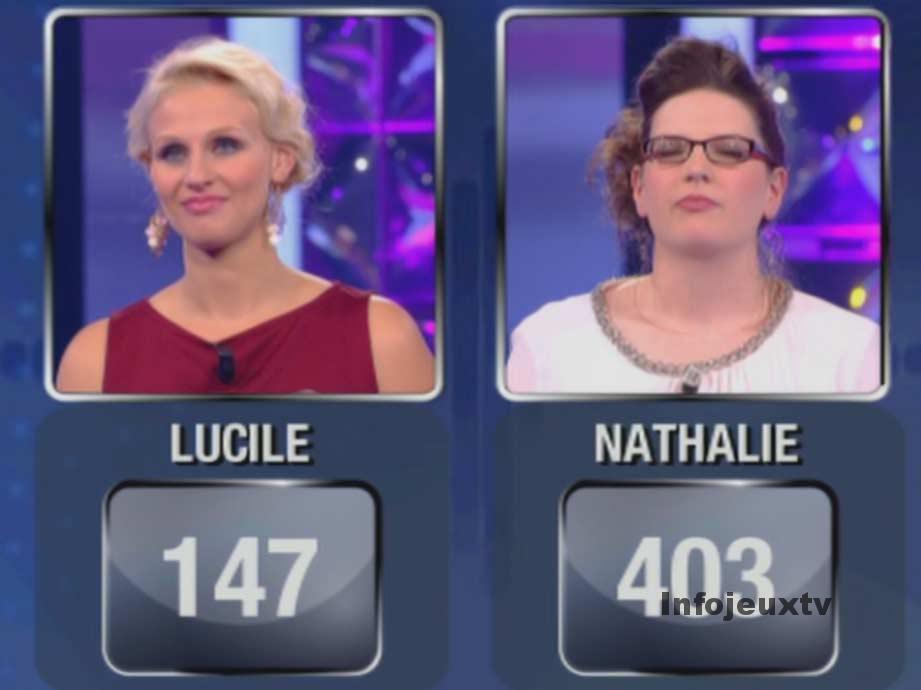 Lucile Vs Nathalie