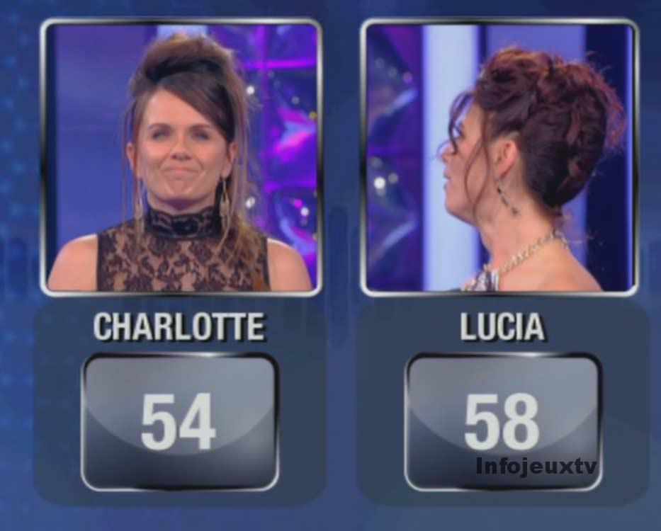 Lucia VS Charlotte