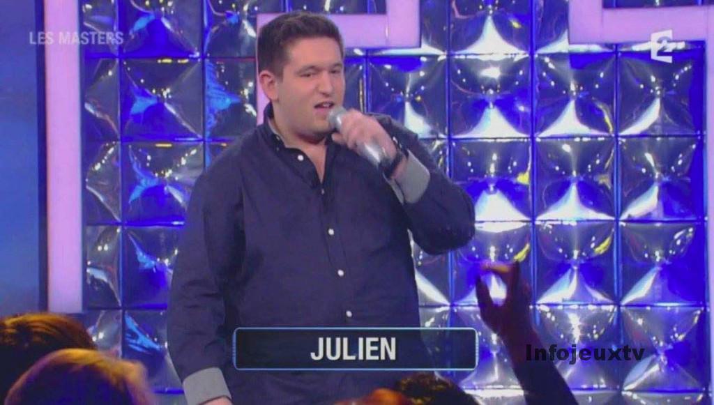 Julien Masters 2016