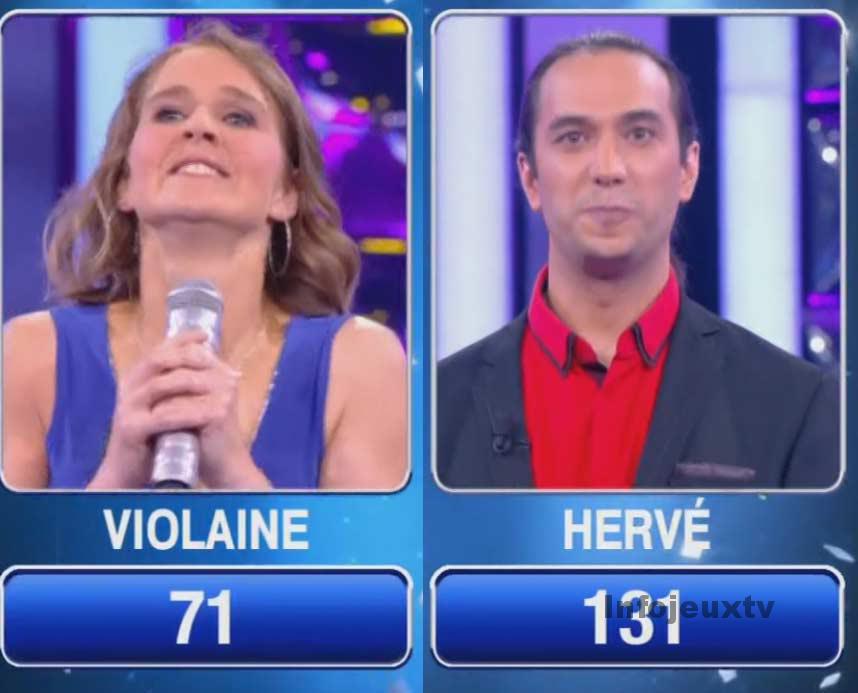 Hervé vs violaine noplp