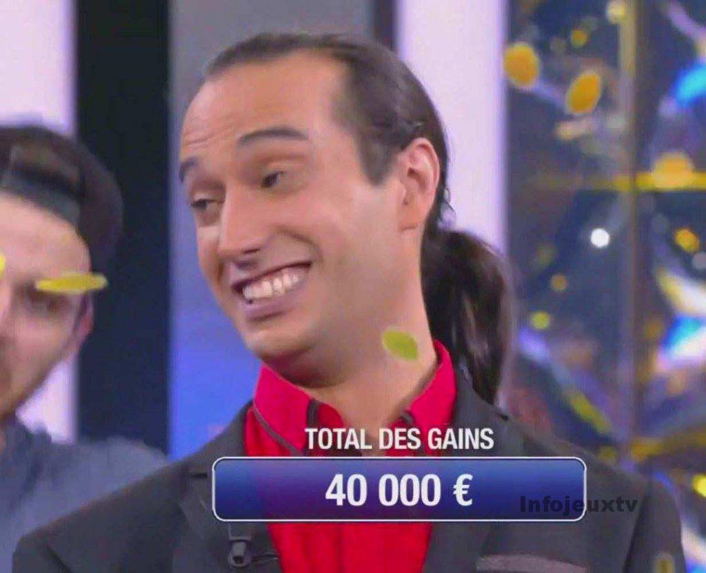 Hervé 40 000€ Masters Noplp