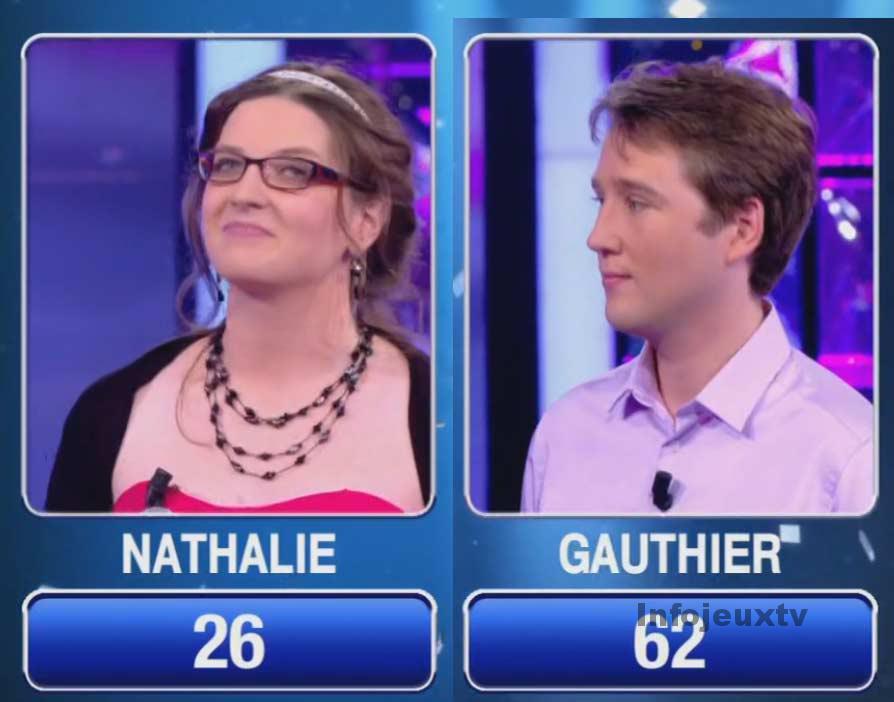 Gautier Vs Nathalie NOPLP