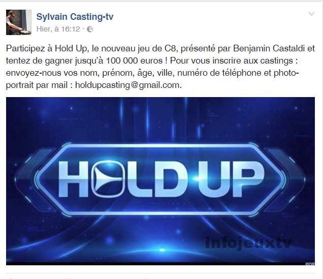Casting HoldUp