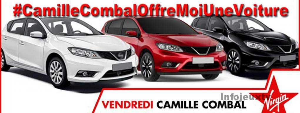 Voiture Combal Virgin Radio
