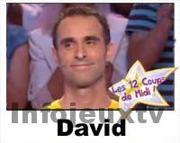 david 12 coups de midi
