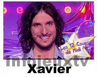 Xavier 12 coups de midi