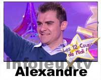 Alexandre 12 coups de midi