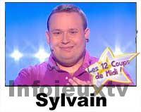 Sylvain 12 coups de midi