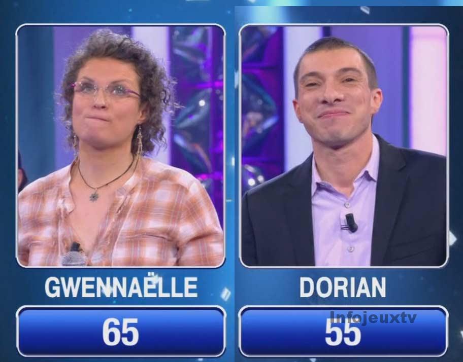 Gwennaëlle et Dorian Noplp