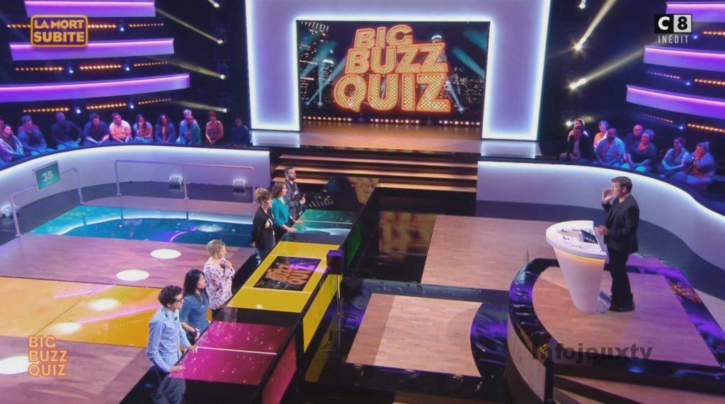 3ème manche Big Buzz Quiz