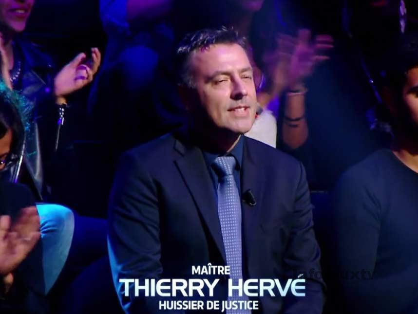 Huissier Thierry Hervé