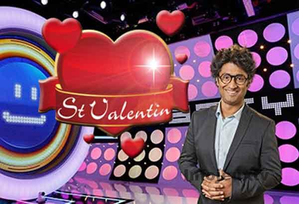 Harry St Valentin