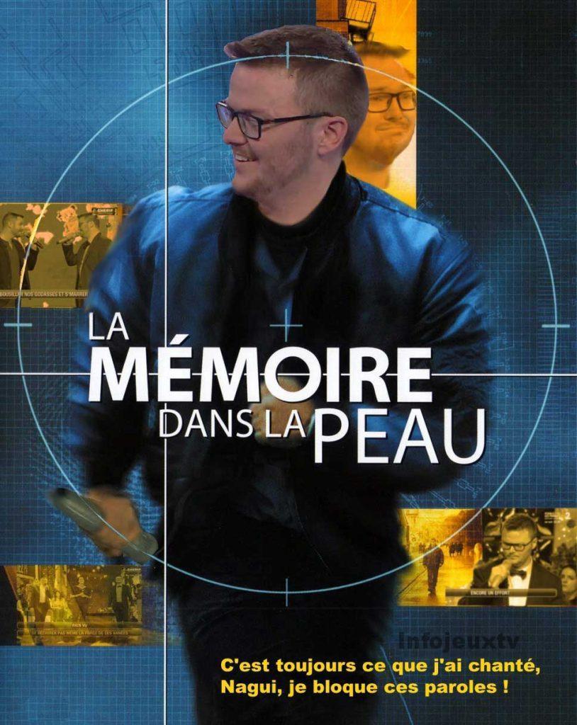 La mémoire dans la peau Renaud Maestro Noplp