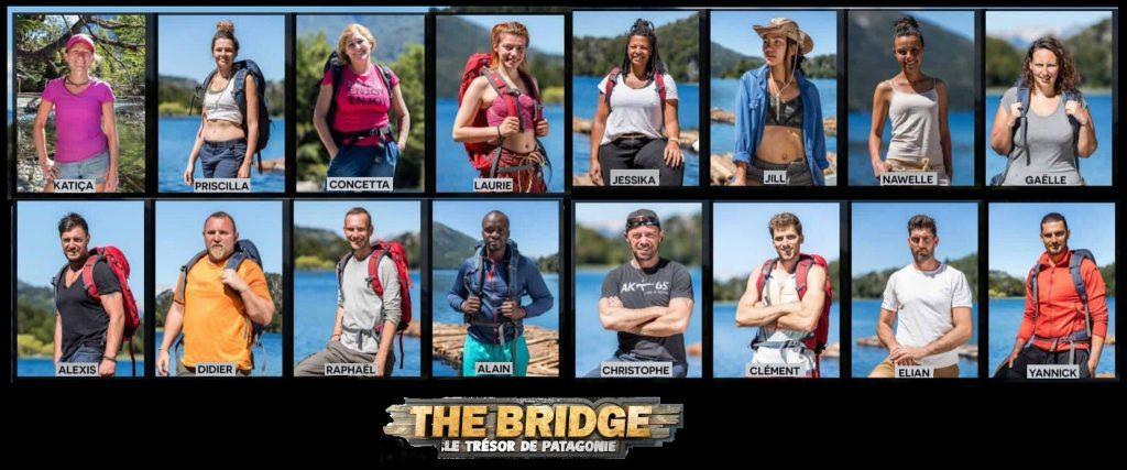 Les aventuriers du nouveau d'M6 The Bridge